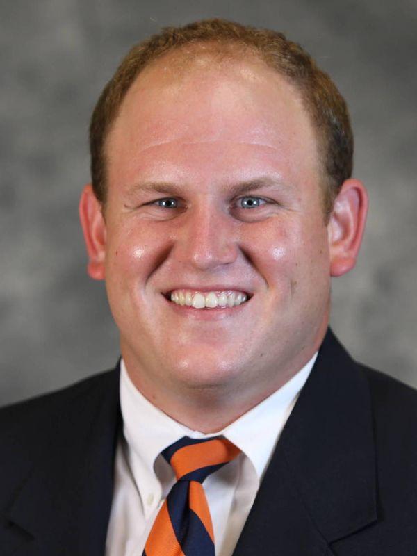 UVA lacrosse coach Sean Kirwan